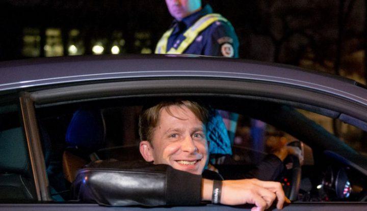 E.Dragūnas nubaustas 120 eurų bauda už policijos garbės įžeidimą (papildytas)