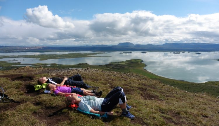 Dosnioji Islandija: 5000 eurų į mėnesį tam, kas ves